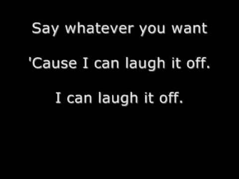 Jimmy eat world-let it happen  lyrics