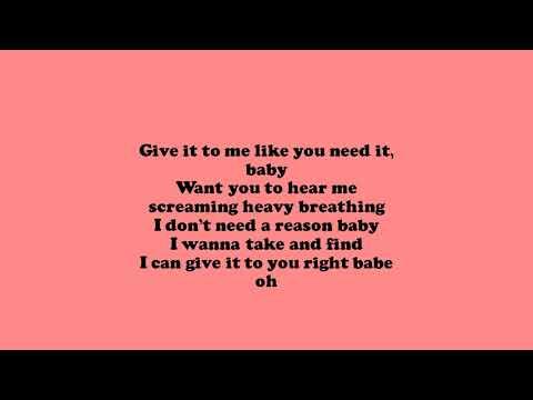 Summer Walker - Girls Need Love Lyrics