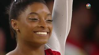 Simone Biles - Floor Exercise - 2016 Olympics All Around