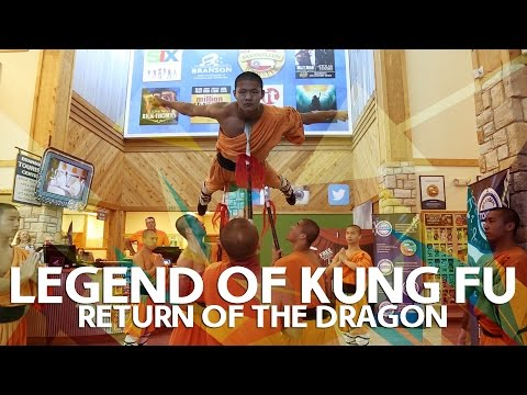 Legend of Kung Fu: Return of the Dragon | Webcam Show | Branson, MO