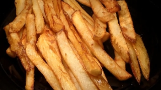 World's Best Homemade French Fries Recipe: How To Make French Fries From Home