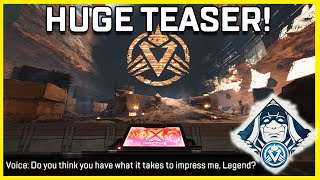 HUGE NEW APEX LEGENDS GAME MODE TEASER! Season 9 Legacy Arena Mode!