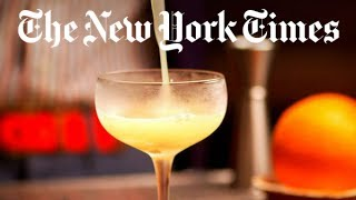 Using Simple Syrup in Cocktail Recipes - Melissa Clark