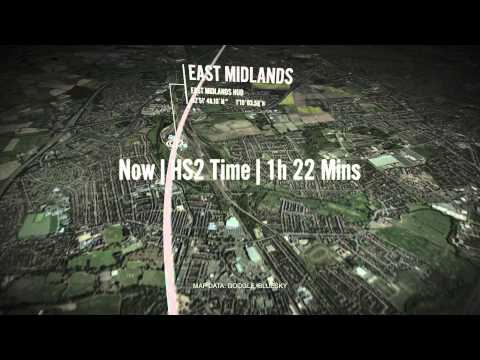 Thumbnail for HS2 in the East Midlands