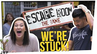 Escaping from... ESCAPE ROOM THE GAME!?