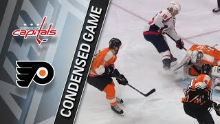 03/18/18 Condensed Game: Capitals @ Flyers