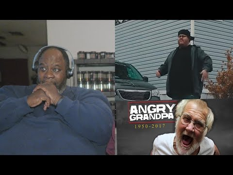 Dad Reacts to Lyricold - See You Soon Feat. PFV (Official Music Video) - RIP ANGRY GRANDPA