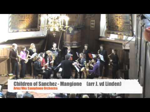 Children of Sanchez - Mangione