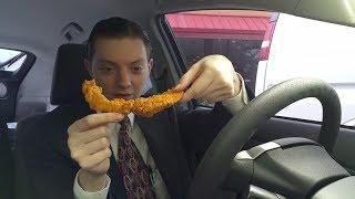 Popeyes Sweet & Crunchy Chicken Tenders - Review