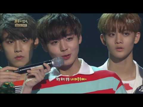 WANNA ONE: hyung line vs maknae line