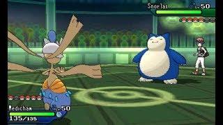 Pokémon Wi-Fi Battle #923 (Killer Nacho vs Mattylishus)