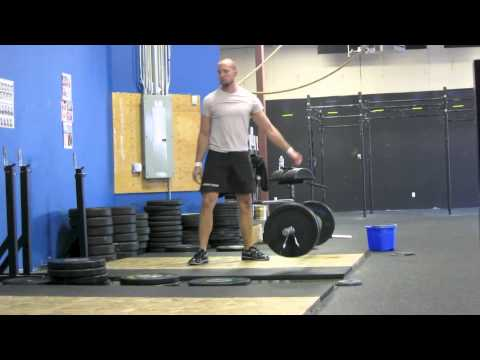 Snatches w/ Coaching Points