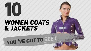 Honour Women Coats & Jackets // Our Editor Choice