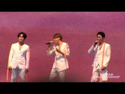 170618 신화 콘서트 MOVE - 신혜성 고음 모음