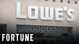 Here's Why Lowe's Is Closing More Stores I Fortune