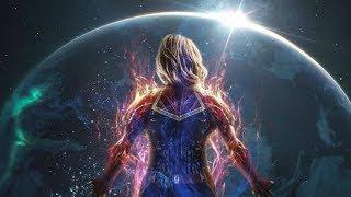 Where Captain Marvel Was Before Avengers Endgame