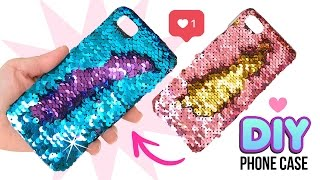 DIY Amazing VIRAL Color-Changing Phone Case!!