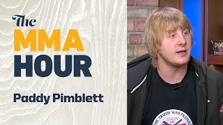Paddy Pimblett Isn't Interested in Competing at UFC Liverpool