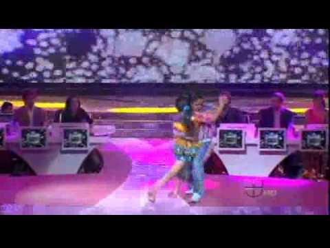 JOSE & DIANA bailando quebradita