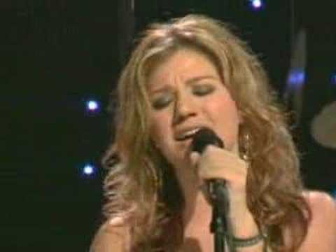 Baixar Kelly Clarkson - Because of you - Live