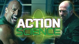 ACTION SCIENCE: Hobbs (The Rock) vs. Shaw (Jason Statham) in