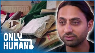Amar Will Do Anything to Keep His Home Germ-Free   Obsessive Compulsive Cleaners   Only Human
