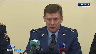 Около 3,5 тысяч правонарушений, связанных с коррупцией выявлено в этом году в Омской области