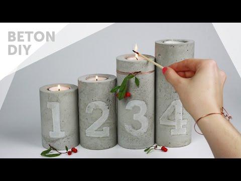 betonlampe selber machen serviettentechnik beton lampe lampe aus beton diy lampen how to. Black Bedroom Furniture Sets. Home Design Ideas