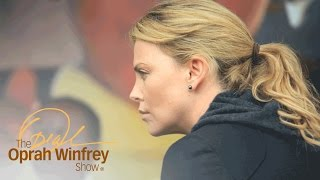 Charlize Theron Reaches Out to Young People in South Africa | The Oprah Winfrey Show | OWN
