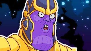 YO MAMA SO FAT! Thanos Snap - Avengers: Infinity War