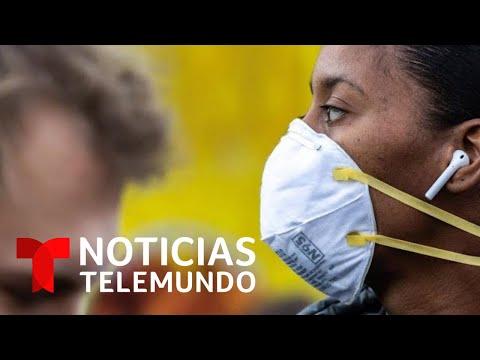 Aumenta los casos por COVID-19 en varios estados del país | Noticias Telemundo