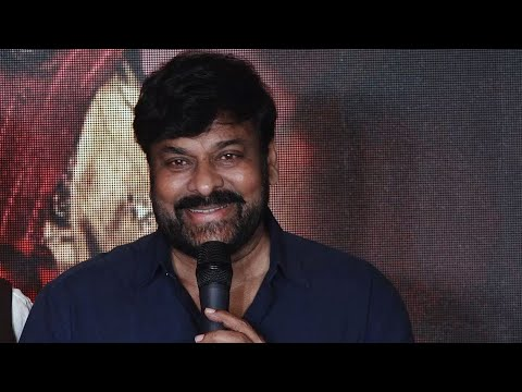 Chiranjeevi-Speech