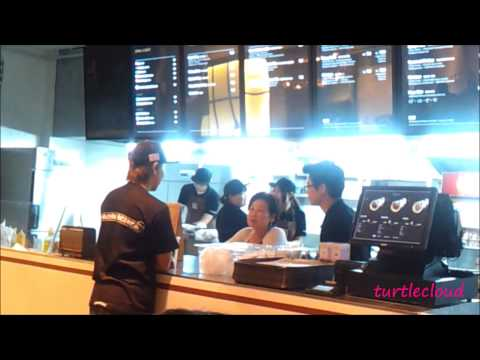 130904 Sungmin at Grill5