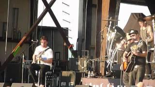 "Hollywood Undead ""Bullet"" Rock Fest, Cadott, Wisconsin 7/20/12 live concert"