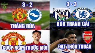 Tin bóng đá mới nhất,MU thắng rùa Chelsea ngược dòng đầy tranh cãi
