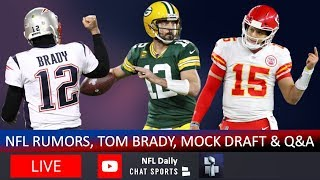 NFL Daily With Mitchell Renz & Tom Downey (Jan. 20th)