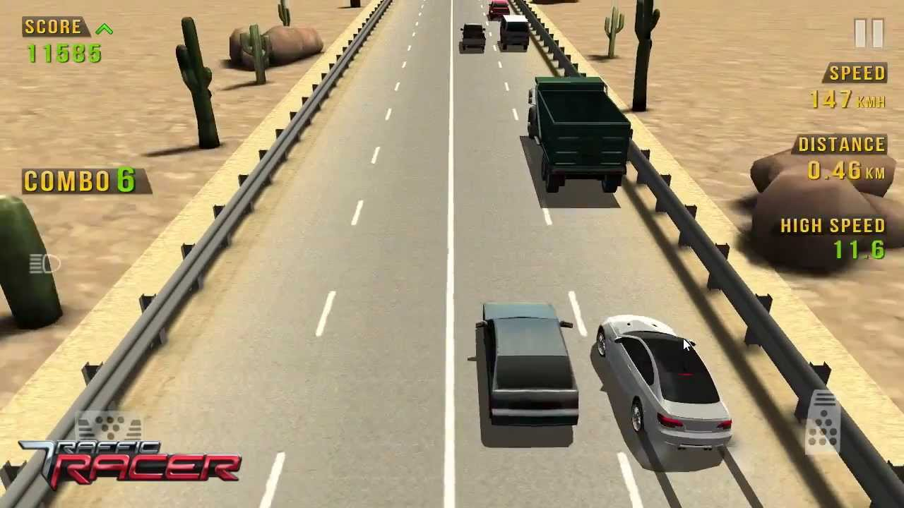 إلعب Traffic Racer on PC 2