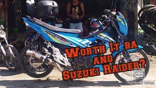 Racing Boy Rearset S2 Installed on Suzuki Raider 150 - Addy Craft