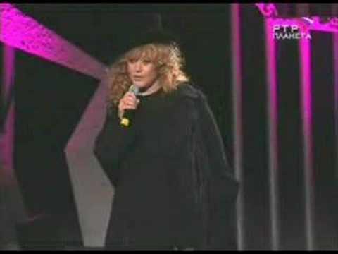 Алла Пугачёва - Волшебник-Недоучка 2002