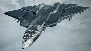 US Tests Its New  Sixth-generation Magic Fighter With Air Superiority