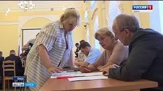 Еще двое кандидатов на пост губернатора сегодня сдали подписи в областной избирком