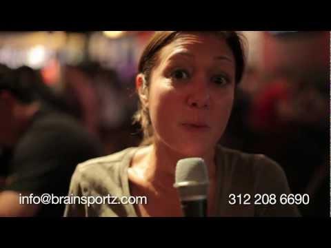 Brain Sportz Trivia Testimonial Video