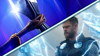 How To Play As THOR In AVENGERS ENDGAME LTM GAMEMODE! (New Black Widow Skin!)