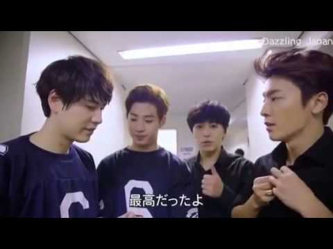 SS6 in JAPAN backstage Henry cut