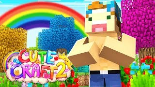 EVERYTHING IS SO CUTE!! | CuteCraft Season 2 #1