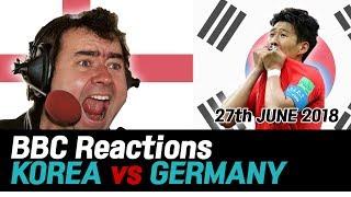 [한글자막] 한국 vs 독일 레전드 경기! BBC 영국 현지 해설 반응