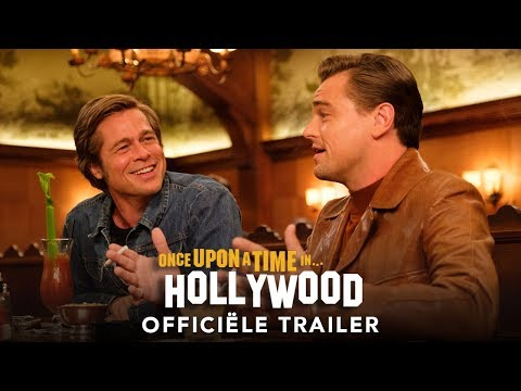 Once Upon a Time in ... Hollywood'