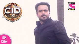 CID - सी आ डी - Episode 1216 - 1st November, 2017