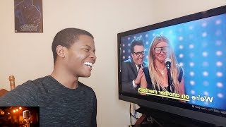 Slay It, Don't Spray It With Gwyneth Paltrow & Jimmy Fallon (REACTION)