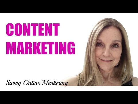 What is Online Content Marketing?